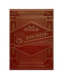 Red Monarchs speelkaarten