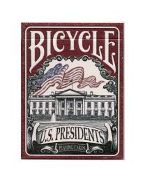 Republikeinse speelkaarten Bicycle U.S. Presidents