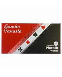 Samba Canasta Speelkaarten Piatnik