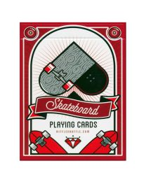 Skateboard V2 Marked Playing Cards