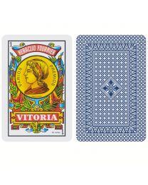 Spaanse kaarten Baraja Española Nº 1 Fournier Azul