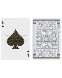 Star Wars Silver Edition Playing Cards The Light Side
