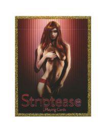 Striptease kaarten