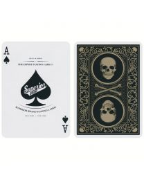 Superior Skull & Bones V2 Playing Cards