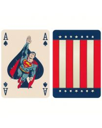 Superman speelkaarten DC Comics Tin Box