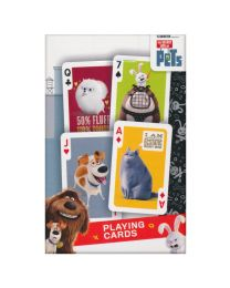 Secret Life of Pets Playing Cards Tactic