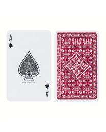 Tactic speelkaarten Golden Class rood