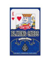 Tactic speelkaarten Golden Class blauw