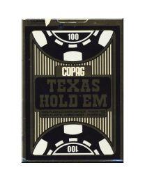 COPAG Texas Holdem kaarten blauw
