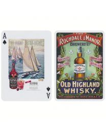 The Art of Whisky Playing Cards Piatnik
