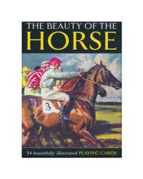 Paarden speelkaarten Piatnik