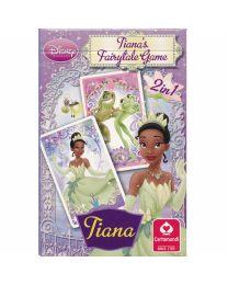 Tiana's Fairytale Kaartspel 2 in 1