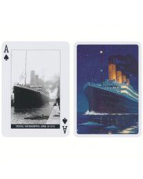 Titanic speelkaarten Piatnik