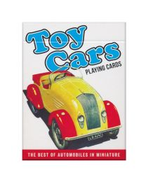 Toy Cars Playing Cards Piatnik