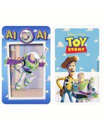 Toy Story Kwartetspel Disney Speelkaarten
