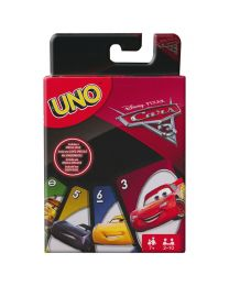 Kaartspel UNO CARS 3