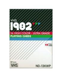 VHS 1982 standaard speelkaarten