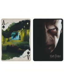 Voldemort Harry Potter Cards Cartamundi