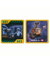 WALL-E playing cards