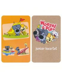 Woezel & Pip junior kwartet 4+
