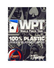 Fournier WPT 100% plastic rood