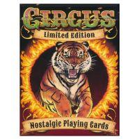 Circus speelkaarten