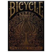 Bicycle Aureo Black speelkaarten