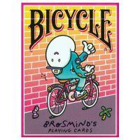 Bicycle Brosmind's Four Gangs speelkaarten