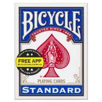 Blanco speelkaarten Bicycle Double Blank