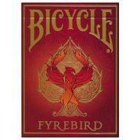 Bicycle FyreBird speelkaarten