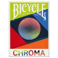 Bicycle speelkaarten Chroma