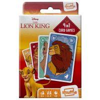 Disney The Lion King 4 in 1 kaartspel