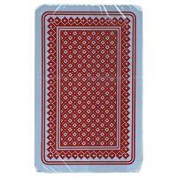 Franse speelkaarten piket deck rood (32 kaarten)