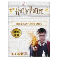Harry Potter Movie Deck Playing Cards Movie 5 - 8