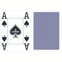 Brick COPAG plastic playing cards 4 jumbo index