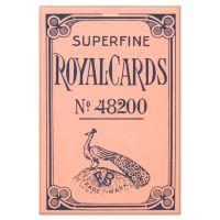 Klaverjas kaarten hondjes roze (33 Cards)