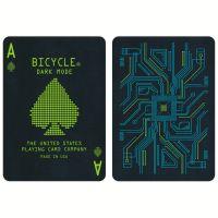 Bicycle Dark Mode speelkaarten