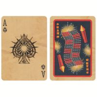 Bicycle Firecrackers playing cards