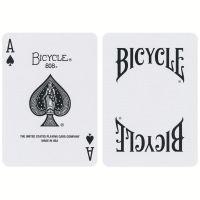 Bicycle Insignia Back speelkaarten wit