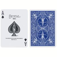 Bicycle Invisible Deck Blue