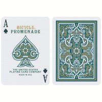 Bicycle Promenade speelkaarten