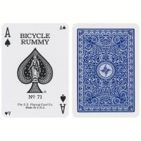 Bicycle Rummy speelkaarten set 2-Pack