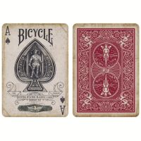 Bicycle Series 1900 Playing Cards Red