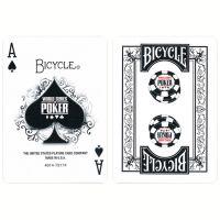 Bicycle WSOP speelkaarten zwart