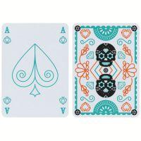 Calavera Playing Cards