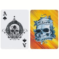 Oranje Bicycle Club Tattoo playing cards