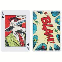 Comic Art Playing Cards Piatnik