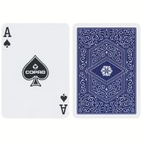 COPAG 310 speelkaarten blauw