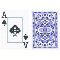 European Poker Tour Copag kaarten blauw