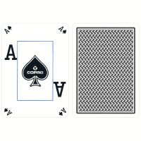 COPAG Texas Hold'em Poker Kaarten Peek Index blauw